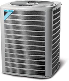 Daikin AC Heat Pump, Air Conditioning