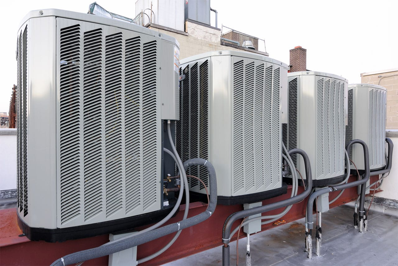 commercial and industrial AC