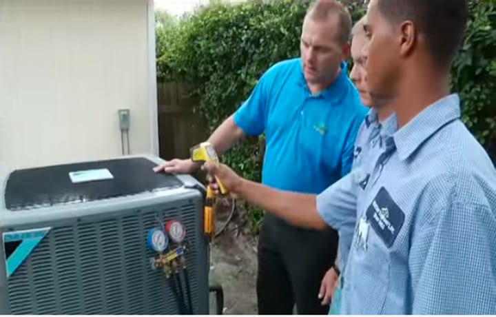 AC Repair & Maintenance - AC Problems- Air Conditioning Repair