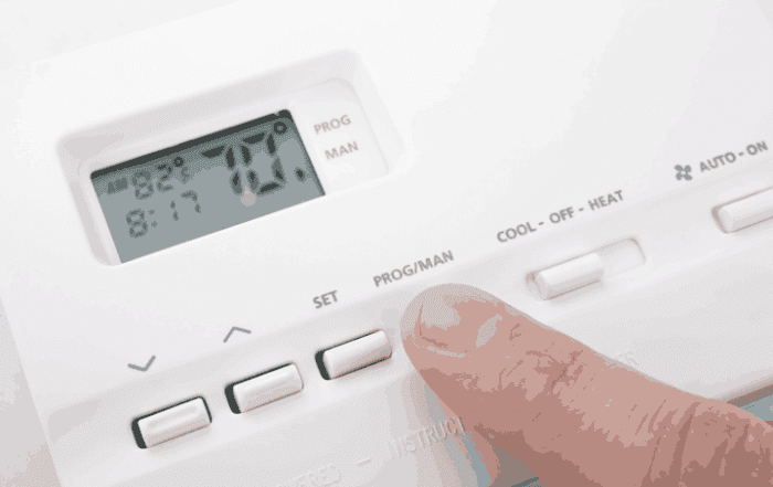HVAC System: Auto vs On