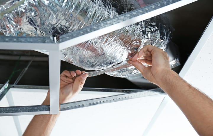 Free estimate Do You Have Water Stains Around Your A/C Vents?